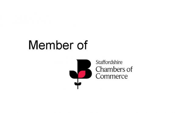 HQM PHARMA now a member of the Staffordshire Chambers of Commerce.