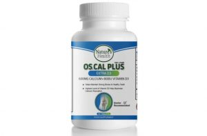 Os.cal Plus produced by HQM Pharma