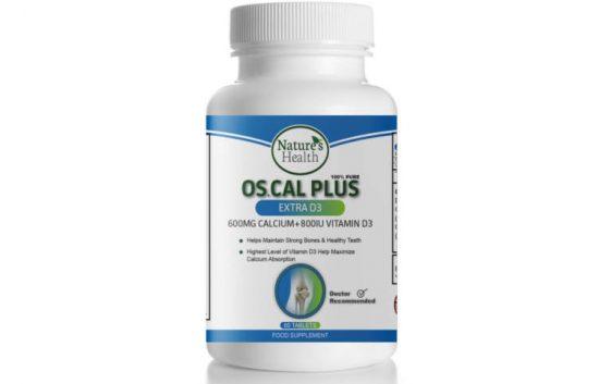 Os.cal Plus produced by HQM Pharma